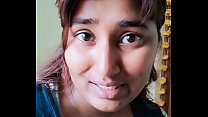 Swathi naidu sharing her new what's app number -for video sex come to that number's Thumb