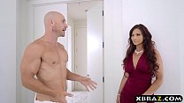 Black Maid Of Honor Screws The Groom Right Before Marriage (desi dicks) thumbnail