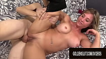Golden Slut - Blonde Hags Getting Nailed Compil...