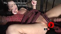 The Tentacles Monster  Kittina Ivory Thumbnail