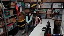 Shoplifting teens caught and banged by a security guard - Xvideo downloader thumbnail