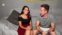 21 years old inexperienced couple loves porn and send us this video