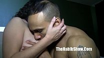 lebanese pawg victoria monet fucked by puerto rock personal trainerer thumbnail