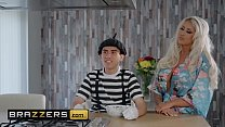 Milfs Like it Big - (Brooklyn Blue, Jordi El Nino Polla) - Pantomime Pounding - Brazzers