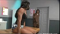 Ebony sucker slut
