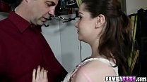Sweet lovely babe Kasey Warner feels hot and horny video