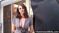 HumiliatedMilfs - Stalker Fucks the Bodyguard