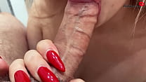 Sweet Blonde Sucks Big Dick And Rough Doggystyl...