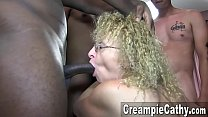 15188 Creampie Gangbang For Mature MILF preview