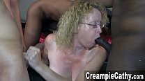 Creampie Gangbang For Mature MILF - Sunny Sexy Download thumbnail