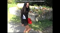Video ameur sex with naughty girl fucking nude outdoor - 9Club.Top