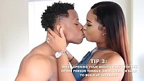 HOW TO FRENCH KISS! - KISSING TIPS image