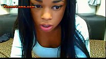 Beautiful Ebony Amateur Squirts