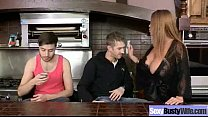 Sex Tape With Bigtits Wife In Hardcore Porn vid-04