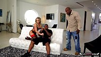 Cali Carter Caught Cheating by BF - Threesome Ensues - 9Club.Top