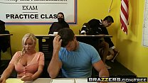 Brazzers - Big Tits at School - Jordan Pryce and Ramon - Fucking To America tumblr xxx video