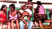 Video of Real African Group Sex Party