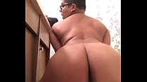 19 year old thick rican ass