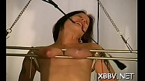 Obedient honey rough breast bondage xxx sadomasochism show pornhub video