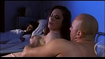 Sensual patient screwed by a corpsman in her hospital bed