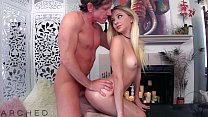 ARCHED -RILEY STAR *ARCHED BACK BEAUTY OILED AN...