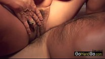 Persia Monir Milking his cock with her pussy preview image