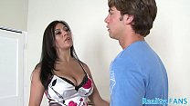 Bigtits milf pounded by her new stepson
