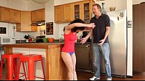 Step daughter fucked by daddy big dick stepcams.com