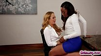 Channel Heart tribbing with Carter Cruise
