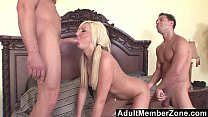 Screenshot AdultMemberZ one - Young Kendra Fucked by 2 Studs