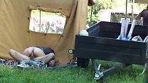 Outdoor festival amateur couple have sex secret cam | amateurcamm.com Vorschaubild
