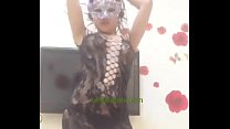Chinese Mask Girl On Cam.mp4