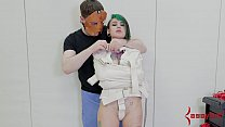 Hot Emo Teen Punished, Exploited, And Anally Fingered By Doctor