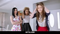 BFFS - Cheating BF Fucks All Sidechicks (Xianna Hill) (Alex) (Sadie Blake) At Once