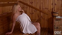 Intimate moments of masturbation make Dolly Fox...