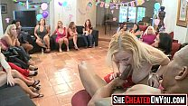 36 These women cheat with strippers 52