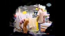 Funny Naked Prank  Girl Getting Naked in a Store nude