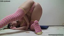 Japanese Gal Erotic Exercise in the Room preview image