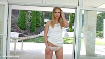 goldie blair doll - All internal presents violette pink creampie scene, amber elise thumbnail