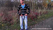Gypsy Roman football player from Hammerboys TV