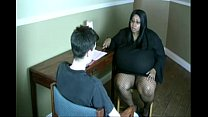 bbw cotton candi handjob