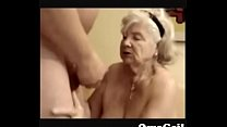 Screenshot 89 years old gr anny suck dick