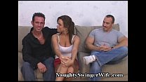 Hubby Surprised By Swinger Wife image