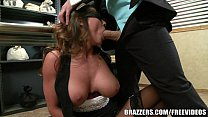18207 Madison Ivy's perfect ass gets split by her boss's cock preview