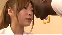 Asian Japanese Teen | Black Exchange Student In Japan Family Home - Daughter Clip 1 | Solacesolitude