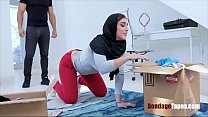 Stepsis in HIJAB Is Fucked by Angry Conservative BROTHER