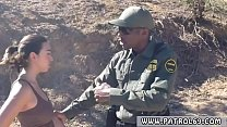 Fake cop cumshot Latina Babe Fucked By the Law - 9Club.Top
