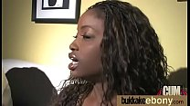 Her First Interracial Swinger Group 15