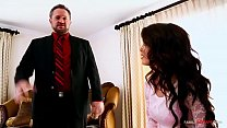 Step-Daughter Fucked By Hot Step Daddy!
