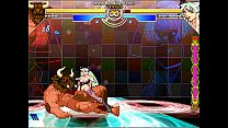 The Queen of fighters - Minotaur / Morrigan